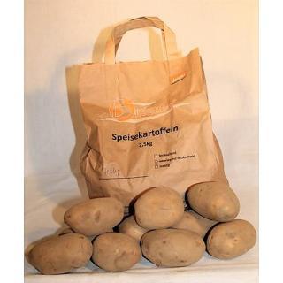 Kartoffeln, Sorte Jelly - vfk