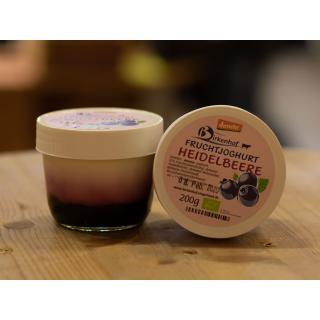 Fruchtjoghurt Heidelbeer, klein