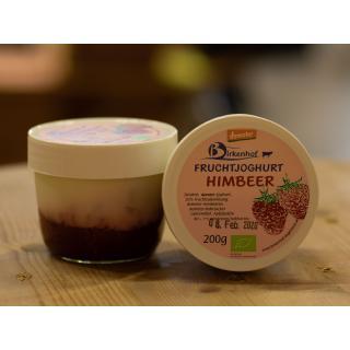 Fruchtjoghurt Himbeer, klein