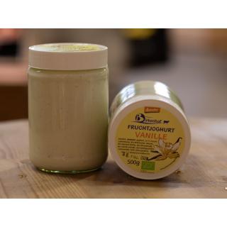 Fruchtjoghurt Vanille, groß