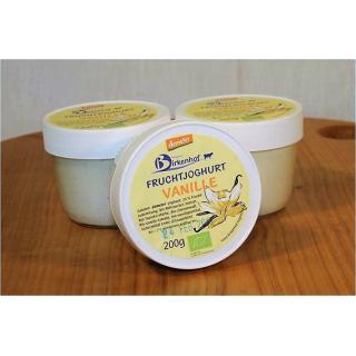 Fruchtjoghurt Vanille, klein