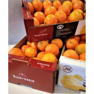 Clementinen 2,3 kg