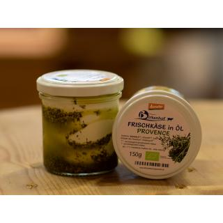 Frischkäse in Öl, Provence, 30 % Fett i.Tr.