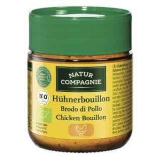 Klare Hühnerbouillon