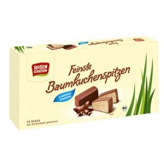 Baumkuchen-Spitzen Vollmilch