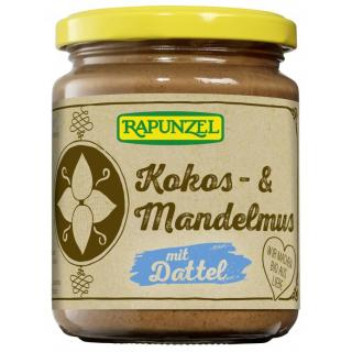 Kokos- & Mandelmus mit Dattel