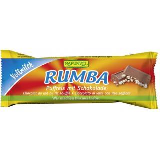 Rumba Puffreisriegel Vollmilch