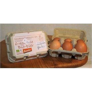 Eier, Demeter Kühn 6er