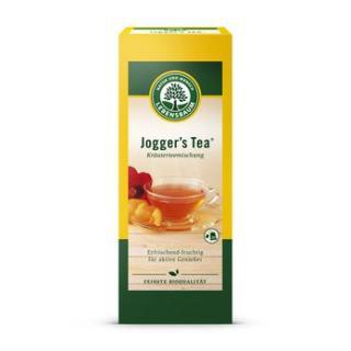 Jogger''s Tea, Aufgußbeutel