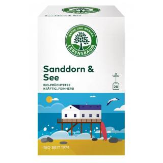 Sanddorn und See TB