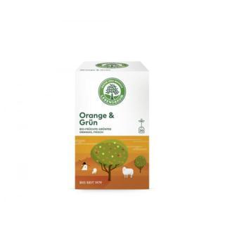 Orange und Grün TB