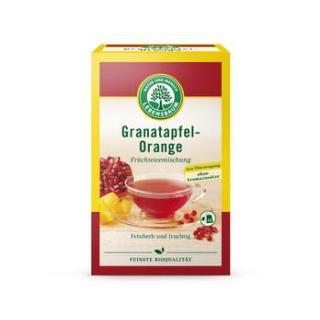 Granatapfel-Orange Früchtetee