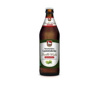 Lammsbräu Dunkle Weisse alkoho