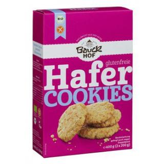 Backm. Hafer Cookies
