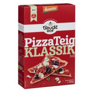 Pizza-Teig Backmischung, hell
