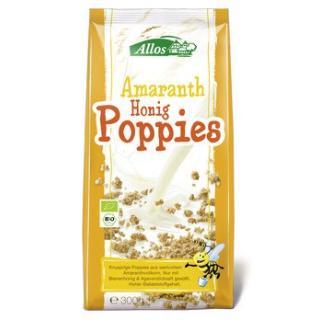 Amaranth-Honig-Poppies