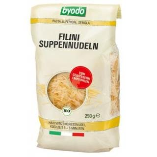 Filini, Suppennudeln