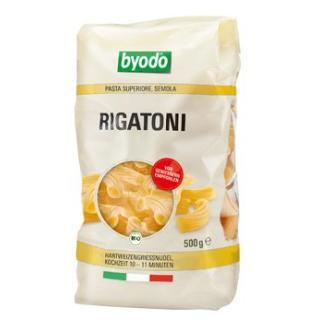 Rigatoni semola