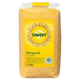 Maisgrieß-Polenta