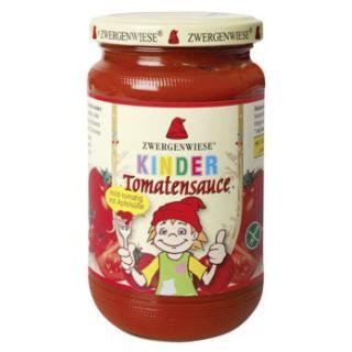 Kinder Tomatensauce m. Apfelsü