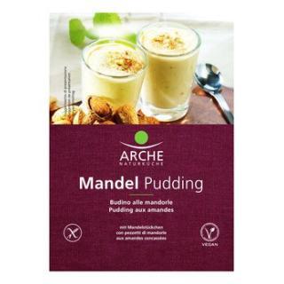 Puddingpulver Mandel