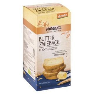 Butter Zwieback