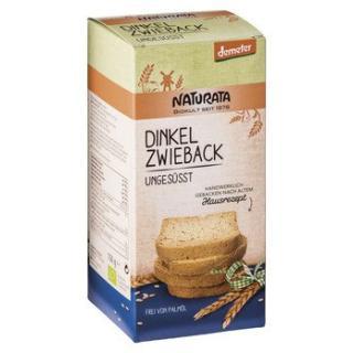 Dinkel-Zwieback ungesüßt