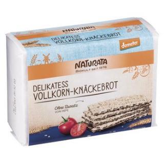 Delikatess-Vollkorn Knäckebrot
