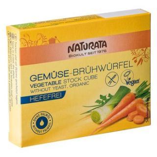 Gemüse Brühwürfel hefefrei