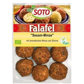 Falafel Bällis Sesam-Minze