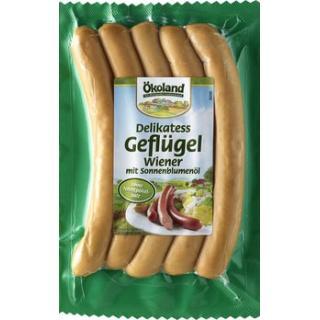 Del. Geflügel Wiener (5 St.)