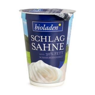 bioladen Schlagsahne 30%
