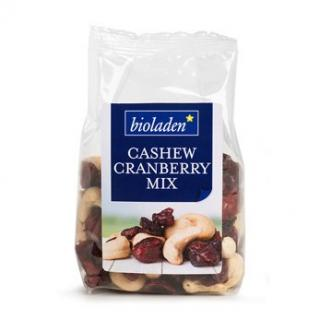 bioladen Cashew Cranberry Mix