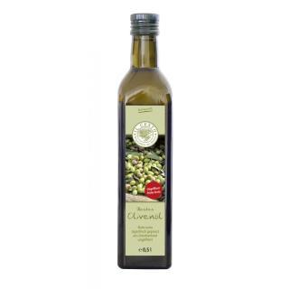 Olivenöl nativ extra, unfiltriert