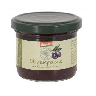 Olivenpaste schwarz