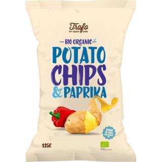 Chips Paprika, Kartoffel