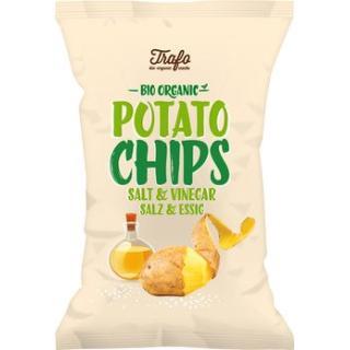 Chips Salz und Essig