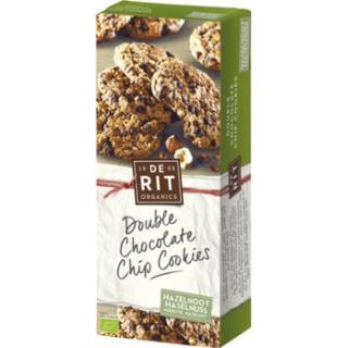 Double Choc Cookies, Haselnuss
